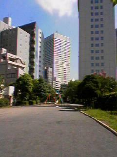 初台→新宿 散歩