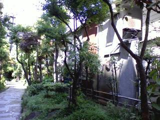 四季の道・花園神社