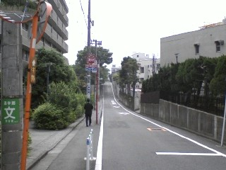 笹塚から代々木上原