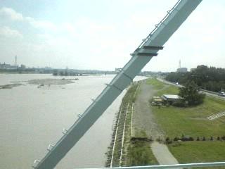 今日の多摩川