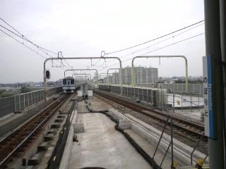 小田急多摩川橋梁