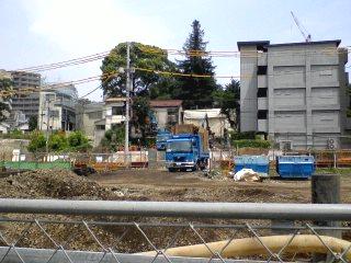 西新宿七丁目再開発