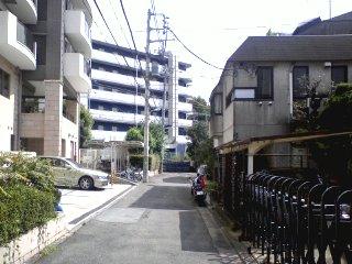 参宮橋一号踏切・三号踏切