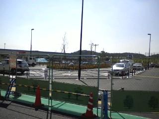 はるひ野駅南口ロータリー、遅延?