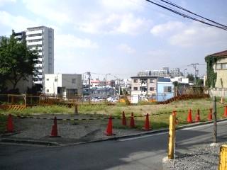 西新宿8丁目成子地区、建築計画