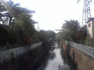 桜上水から高井戸
