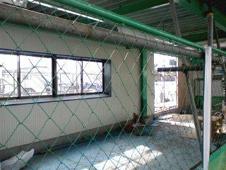 鶴川駅南口の工事