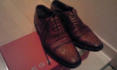 ロゼッティの靴、さようなら。
