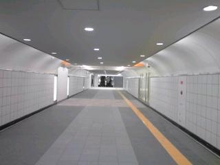 新宿東南口地下歩道
