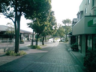 鶴牧・落合商店街