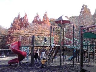 大谷戸公園でバーベキュー