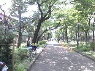 昼休みに幡ヶ谷